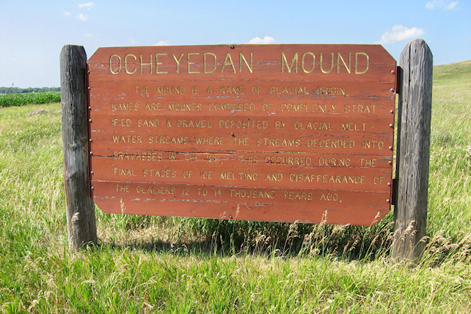 Ocheyedan Mound (Near Ocheyedan, Iowa)