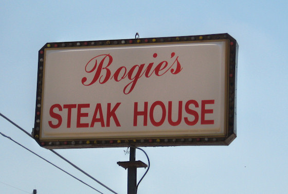 Bogie's Steak House (Albia, Iowa)