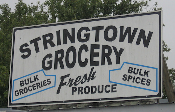 Stringtown Grocery (Near Kalona, Iowa)