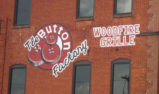 Button Factory Woodfire Grille (Muscatine, Iowa)