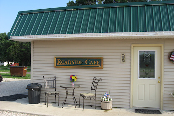Roadside Cafe (Fonda, Iowa)