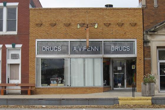 Penn Drug (Sidney, Iowa)