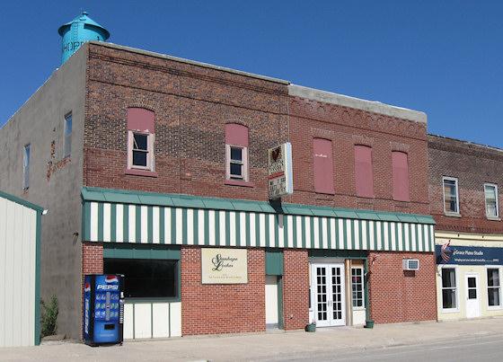 Stanhope Locker (Stanhope, Iowa)