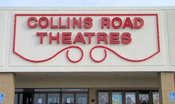 Collins Road Theatres (Cedar Rapids, Iowa)