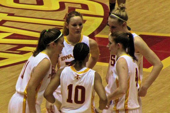 Iowa State Women's Basketball (Ames, Iowa)