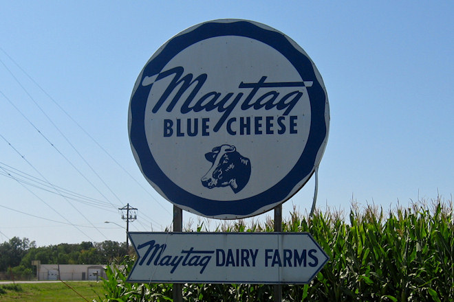 Maytag Dairy Farms (Newton, Iowa)