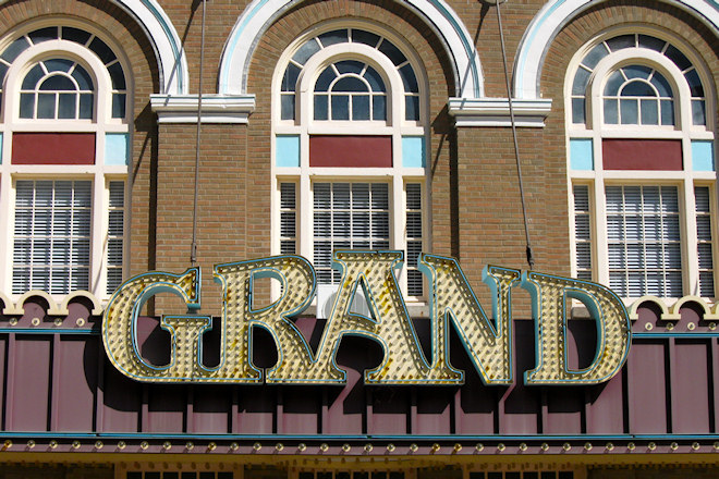 Grand Theatre (Keokuk, Iowa)