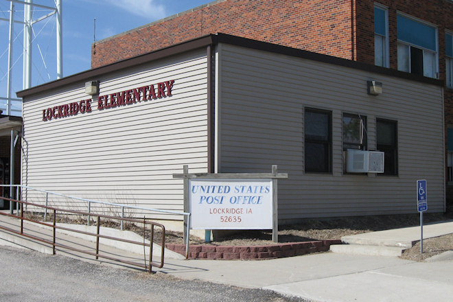 Post Office 52635 (Lockridge, Iowa)