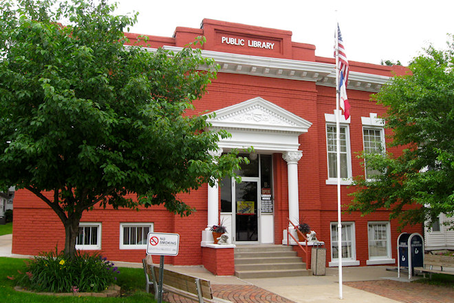 Glenwood Public Library (Glenwood, Iowa)