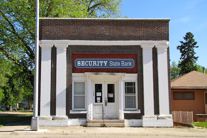 Security State Bank (Calumet, Iowa)