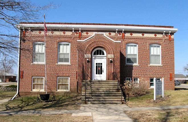 Carnegie Library Building (Montezuma, Iowa)