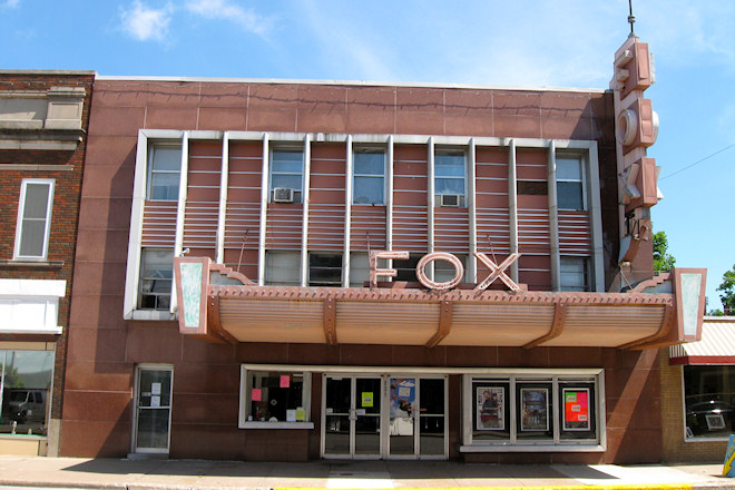 Fox Theater (Fort Madison, Iowa)