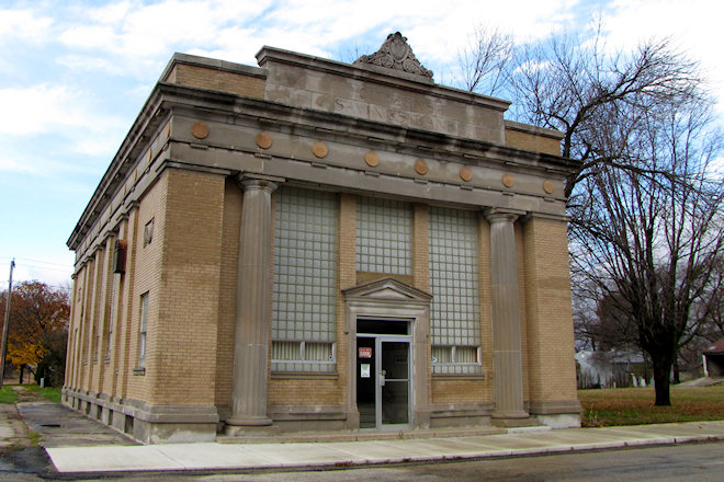 Citizens Savings Bank Museum (Hanlontown, Iowa)