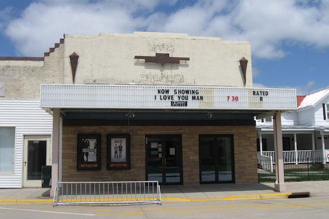 Lyric Theatre (Belmond, Iowa)