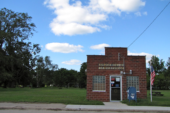 Post Office 50031 (Beaver, Iowa)