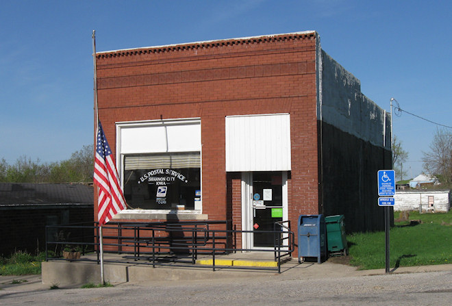 Post Office 50861 (Shannon City, Iowa)