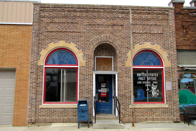 Post Office 52155 (Lime Springs, Iowa)