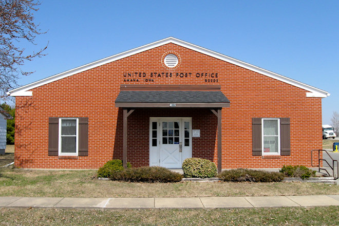 Post Office 52203 (Amana, Iowa)