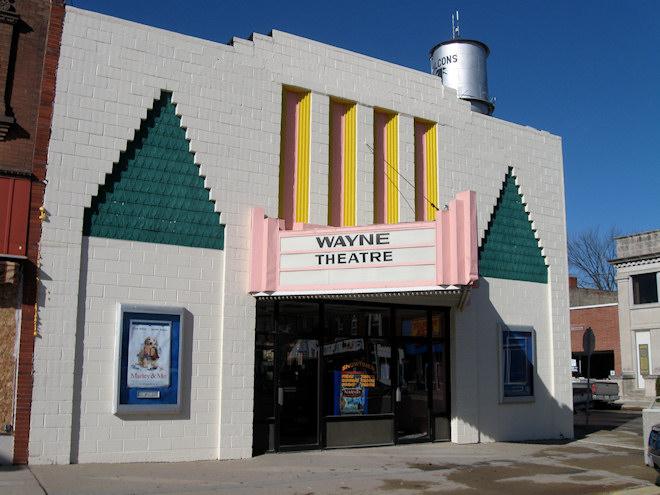 Wayne Theatre (Corydon, Iowa)