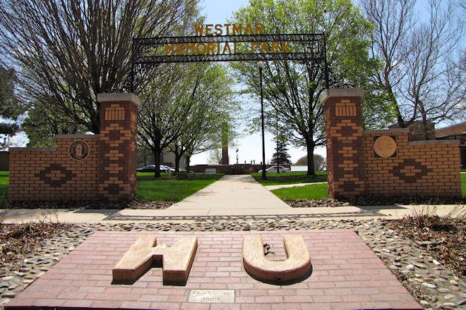 Westmar Memorial Park (Le Mars, Iowa)