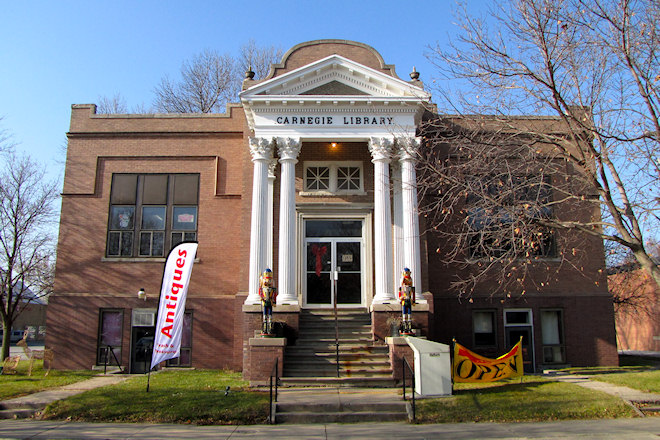 Carnegie Library Building (Rockwell City, Iowa)