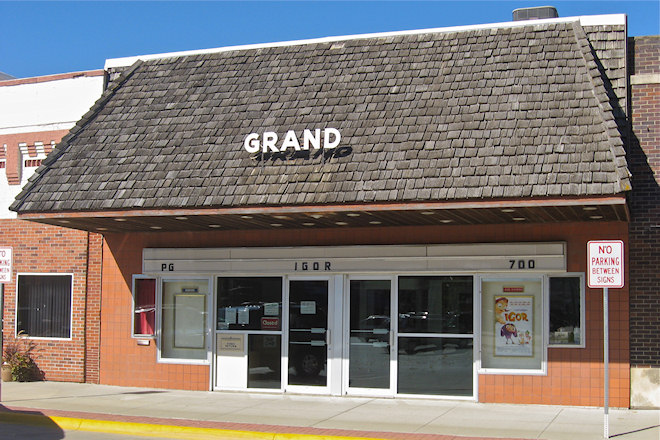 Grand Theatre (Greenfield, Iowa)