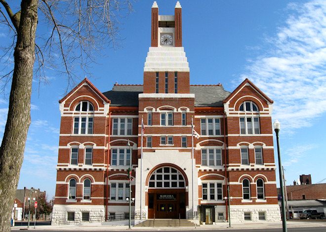 Mahaska County Courthouse (Oskaloosa, Iowa)