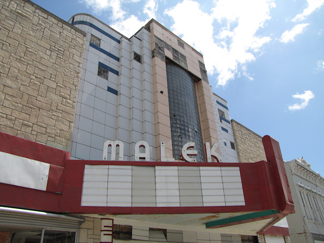 Malek Theatre (Independence, Iowa)