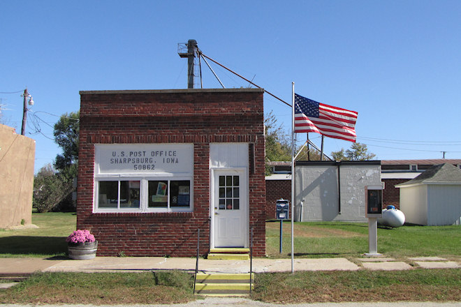 Post Office 50862 (Sharpsburg, Iowa)