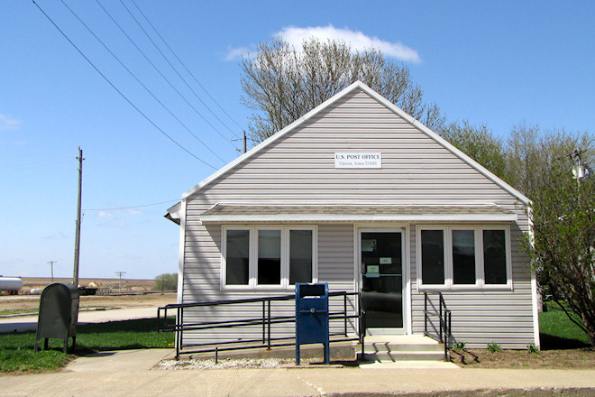 Post Office 51045 (Oyens, Iowa)