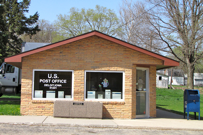 Post Office 51441 (Deloit, Iowa)