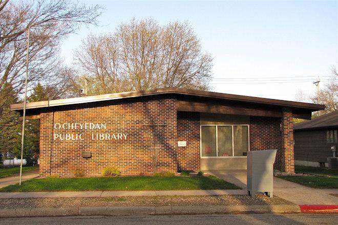 Public Library (Ocheyedan, Iowa)