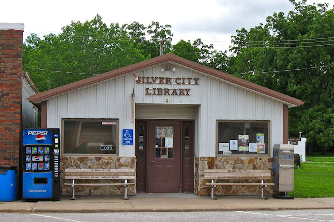 Public Library (Silver City, Iowa)
