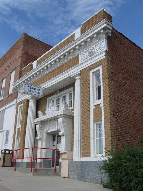 Public Library (Stanton, Iowa)