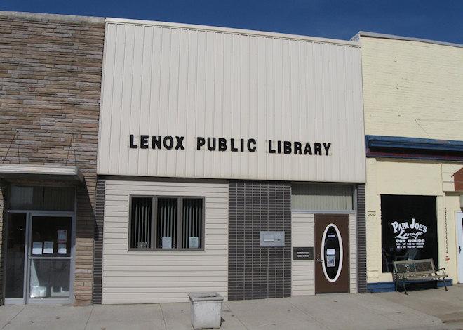 Public Library (Lenox, Iowa)