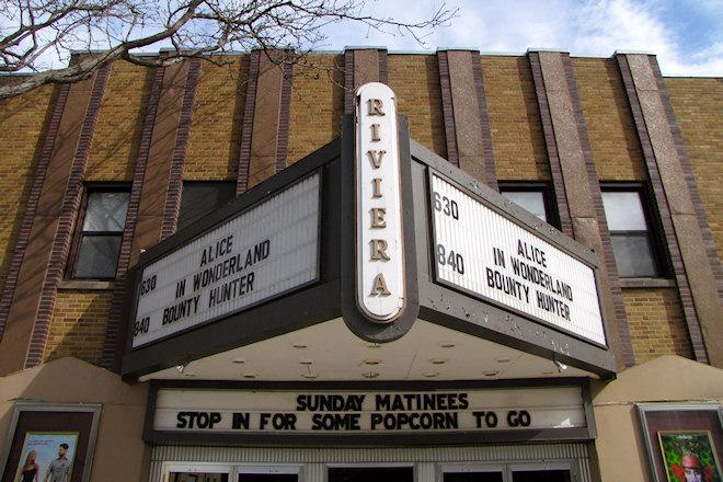 Riviera Theatre (Emmetsburg, Iowa)