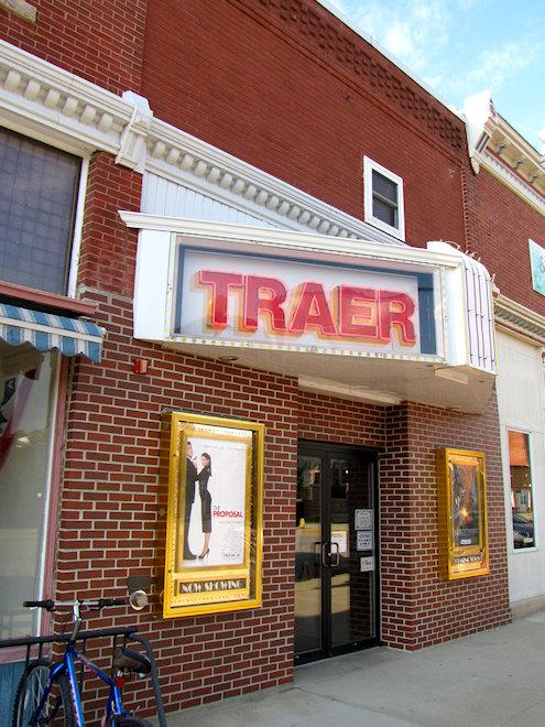 Theatre (Traer, Iowa)