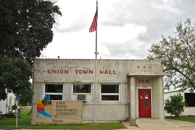 Town Hall (Union, Iowa)