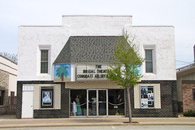 The Bridal Theatre (Saint Ansgar, Iowa)