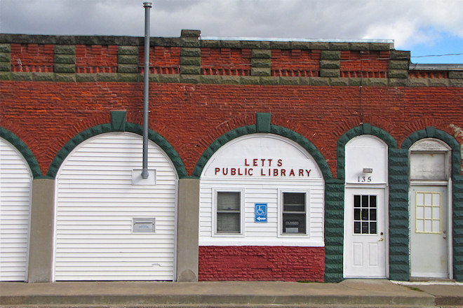 Public Library (Letts, Iowa)