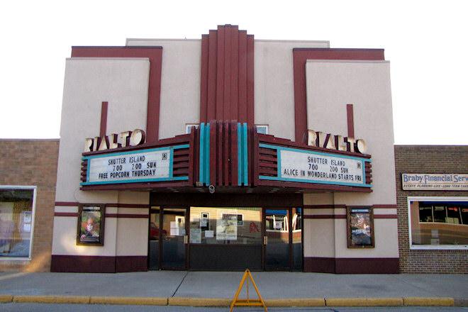 Rialto Theatre (Pocahontas, Iowa)