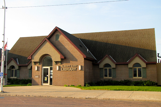 Public Library (Albert City, Iowa)