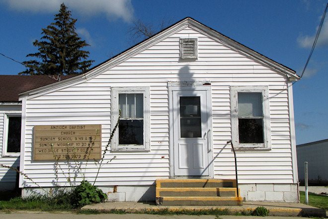 Antioch Baptist Church (Hamlin, Iowa)