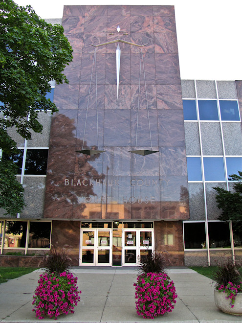 Black Hawk County Courthouse (Waterloo, Iowa)