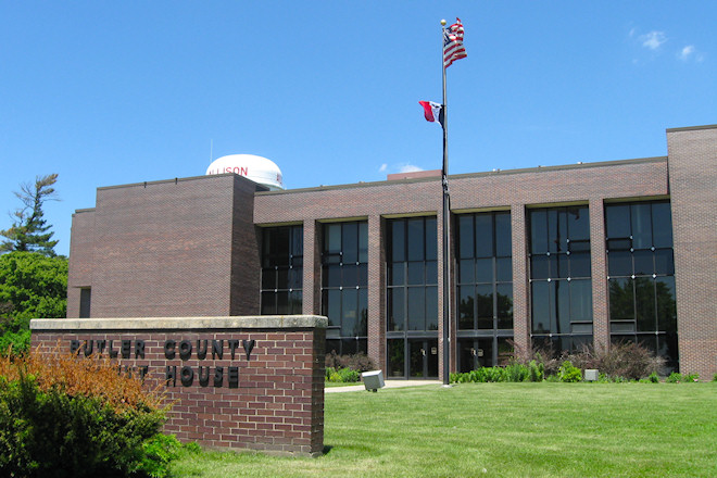 Butler County Courthouse (Allison, Iowa)