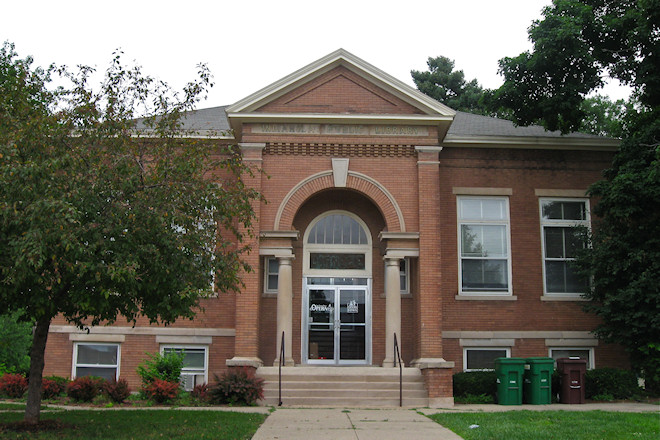 Carnegie Library Building (Indianola, Iowa)