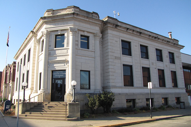 Carnegie Library Building (Marshalltown, Iowa)