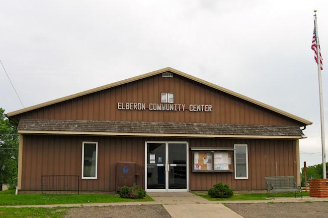 Public Library (Elberon, Iowa)