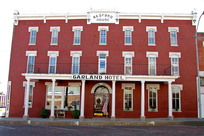 Garland Hotel/Bedford House (Bedford, Iowa)