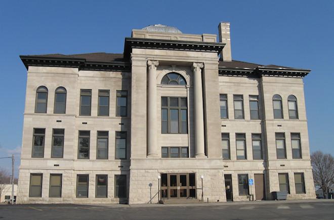 Harrison County Courthouse (Logan, Iowa)